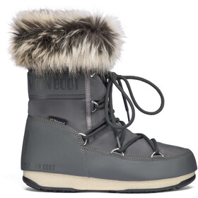 Moon Boot Monaco WP 2 Low-Cut Winterstiefel Damen castlerock